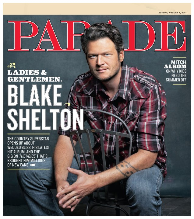 Country Music Magazine Covers