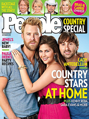 People Magazine Country Special October 2011 - CountryMusicRocks.net