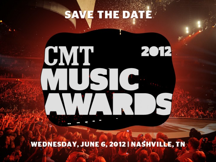 2012 CMT Music Awards Save The Date - CountryMusicRocks.net