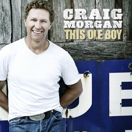 Craig Morgan Celebrates Highest Chart Debut With New Album ...