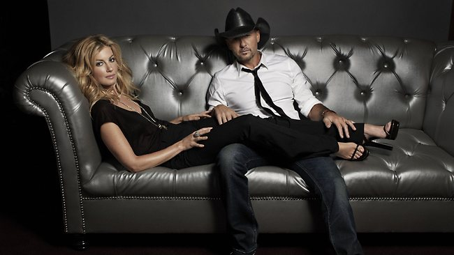 Tim McGraw Faith Hill - CountryMusicRocks.net