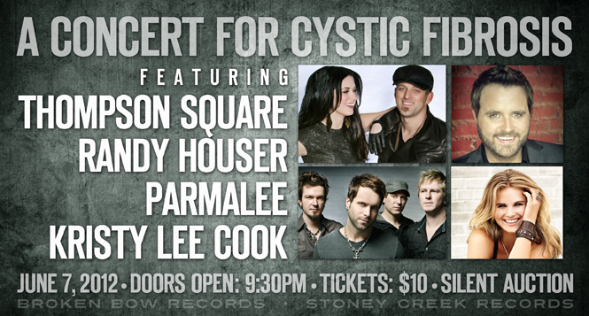 Broken Bow Concert For Cystic Fibrosis - CountryMusicRocks.net