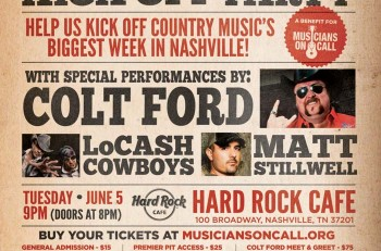 Country Weekly Musicians On Call Party - CountryMusicRocks.net