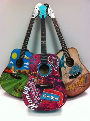 Guitar Auction Opry - CountryMusicRocks.net