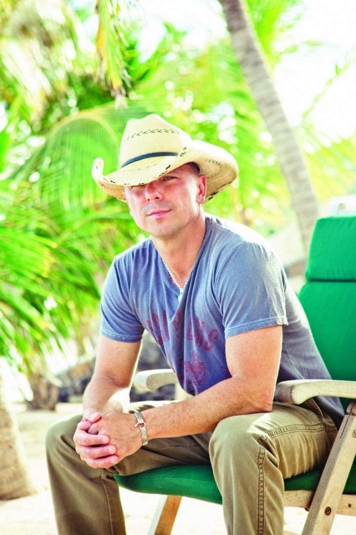 Kenny Chesney Photo Sony Music Nashville - CountryMusicRocks.net