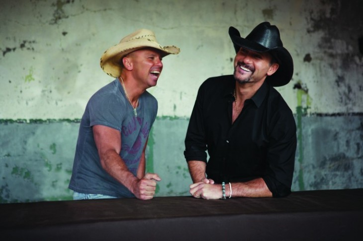 Kenny Chesney Tim McGraw - CountryMusicRock.net