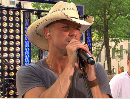 Kenny Chesney Today Show June 22 - CountryMusicRocks.net
