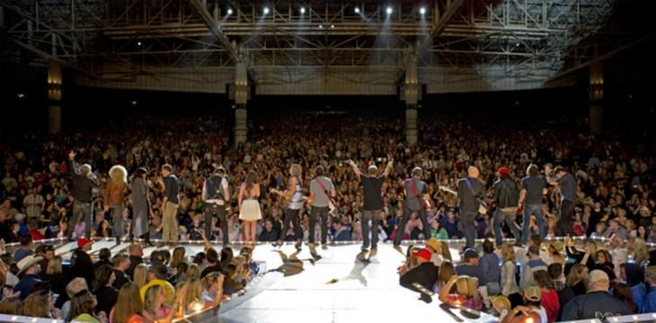 Rascal Flatts Changed Tour Opening Weekend - CountryMusicRocks.net