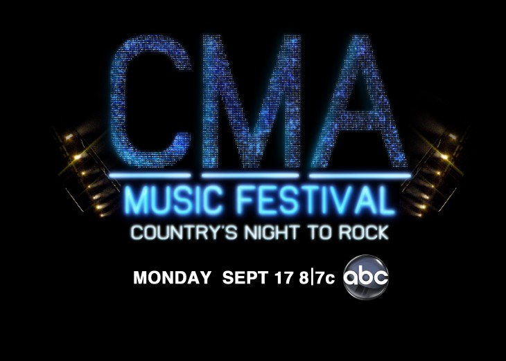 """CMA Music Festival: Country's Night to Rock"" Monday, Sept. 17, 8/7c on ABC."