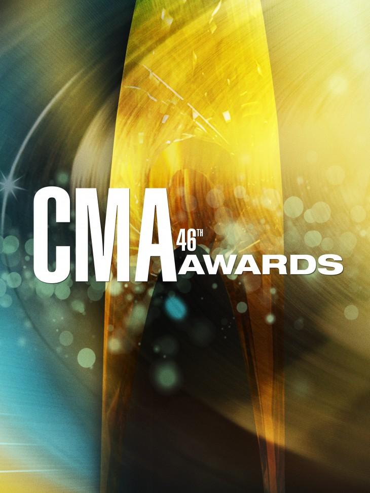 The 46th Annual CMA Awards logo.
