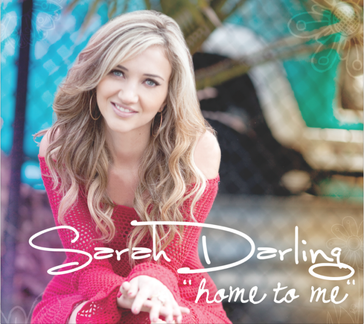 Sarah Darling Home To Me - CountryMusicRocks.net