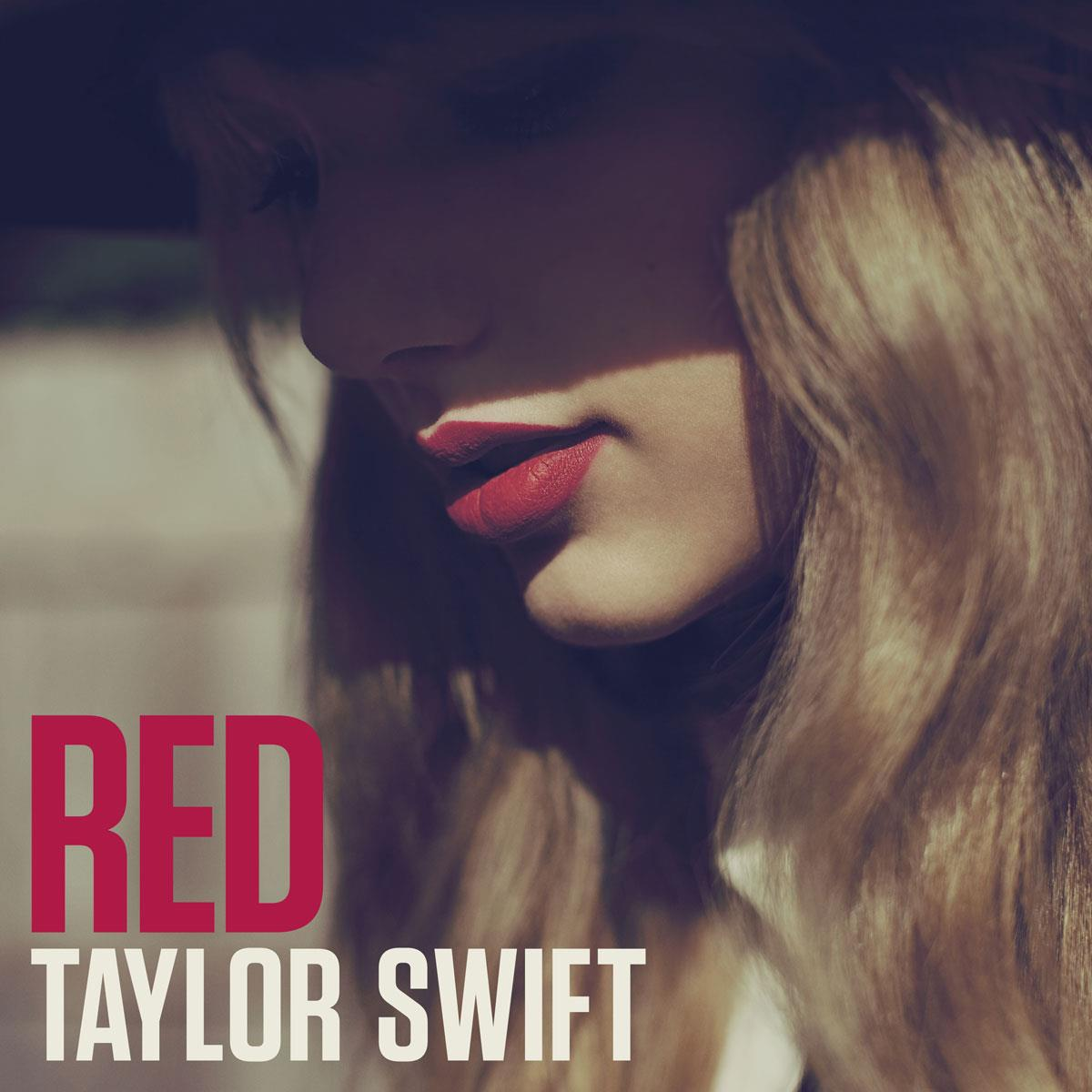 Taylor Swift Announces New Album, RED, Set For Release ...