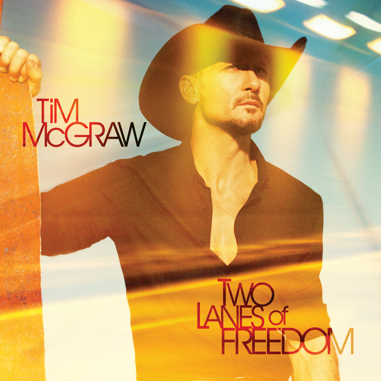 contest enter to win tim mcgraws two lanes of freedom