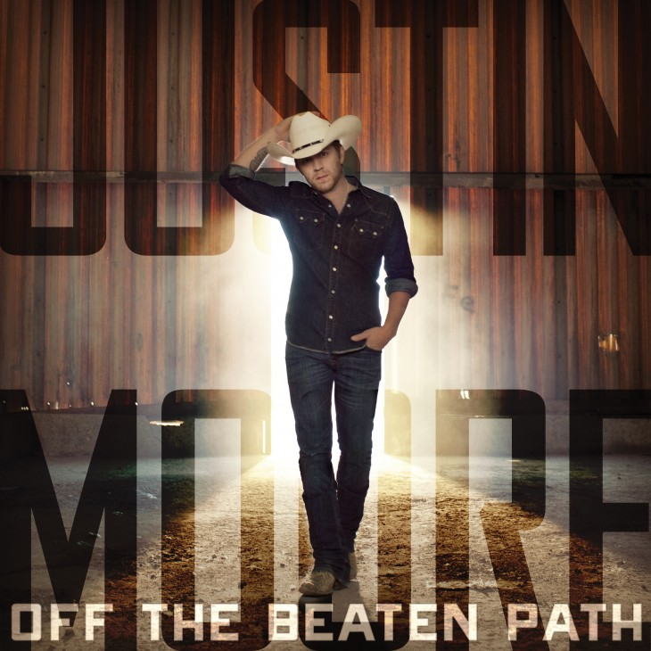 Justin Moore Off The Beaten Path - CountryMusicRocks.net