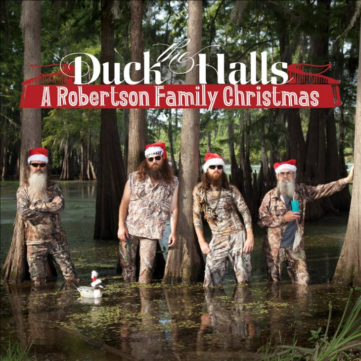 Duck Dynasty A Robertson Family Christmas - CountryMusicRocks.net