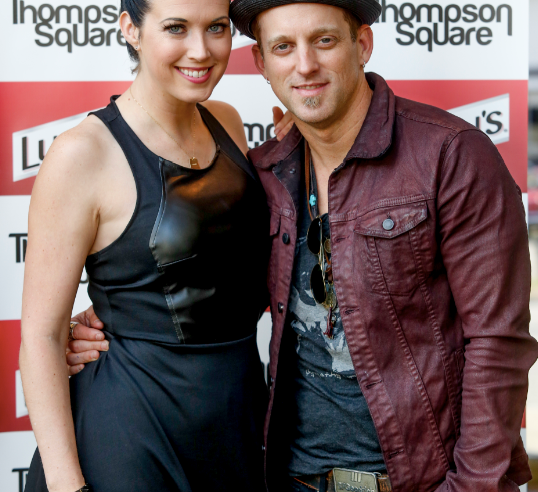 Thompson Square Luden's - CountryMusicRocks.net