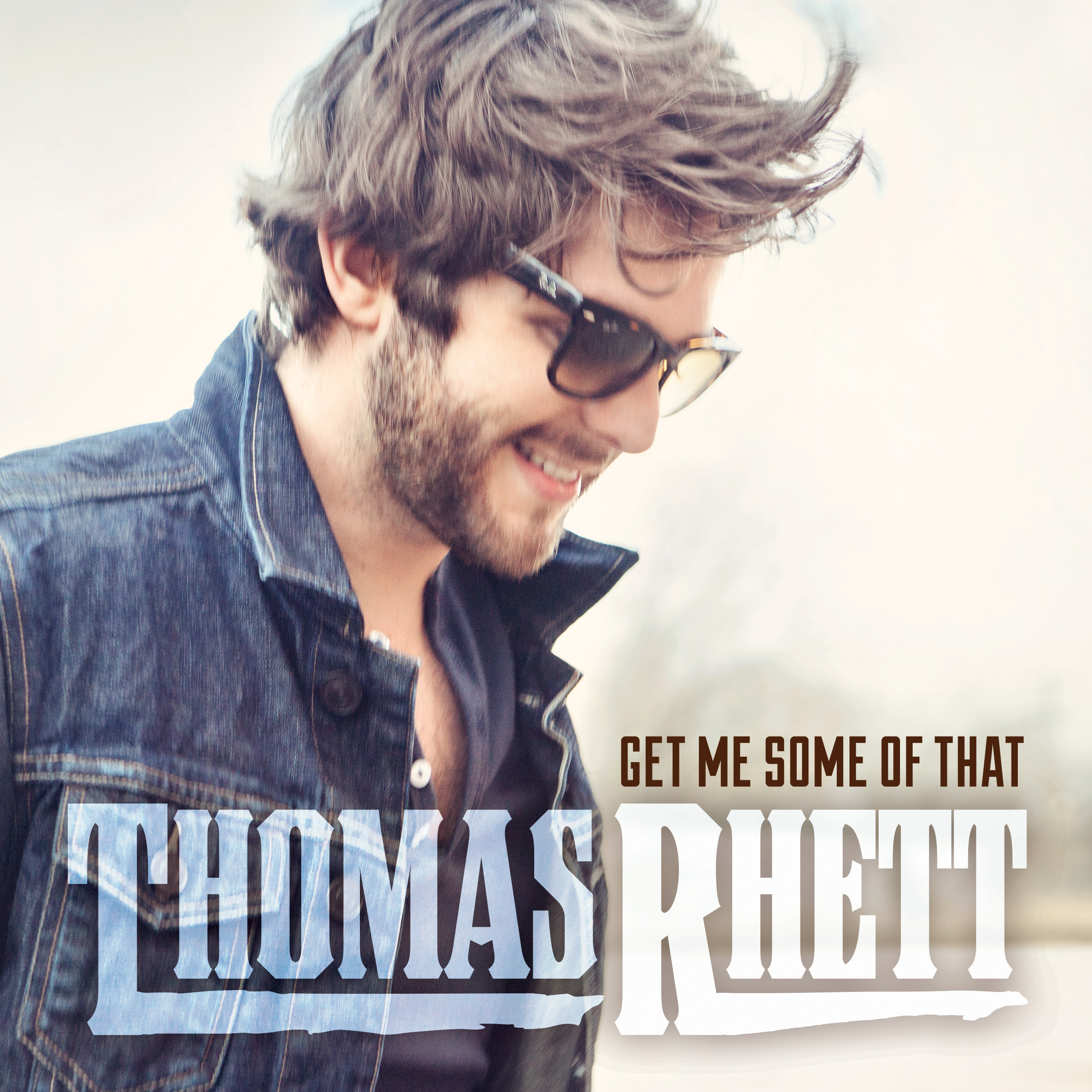 thomas rhett to release new single get me some of that to country radio country music rocks. Black Bedroom Furniture Sets. Home Design Ideas