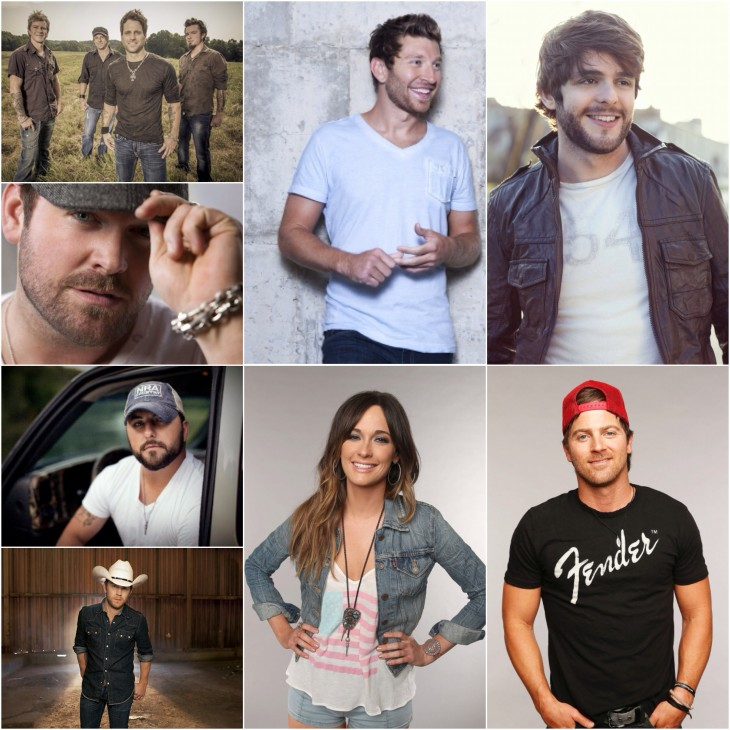 ACM New Artist of the Year Semi Finalists - CountryMusicRocks.net