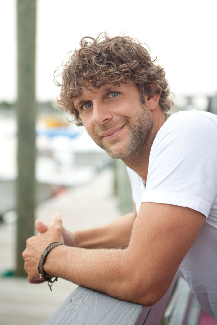 billy currington shares his top three songs of summer