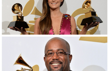 Kacey Musgraves Darius Rucker GRAMMY Award Winners - CountryMusicRocks.net