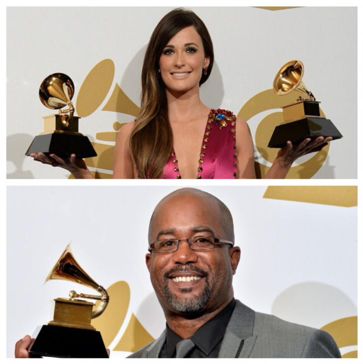 Kacey Musgraves Darius Rucker GRAMMY Award Winners - CountryMusicRocks.net
