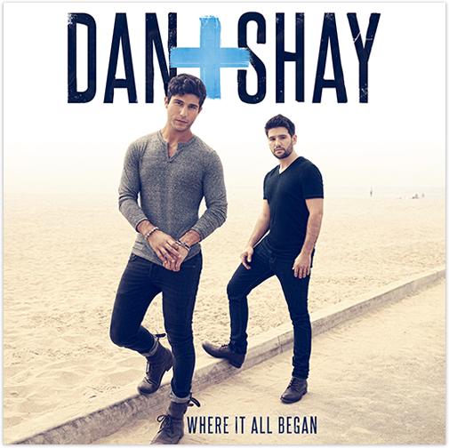 Dan + Shay Where It All Began - CountryMusicRocks.net