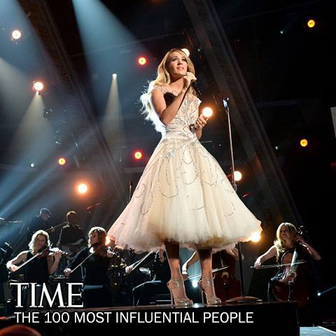 Carrie Underwood TIME Photo Credit Kevin Winter Getty - CountryMusicRocks.net