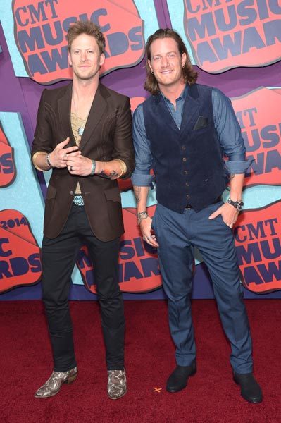 Florida Georgia Line CMT Awards Photo Credit Michael Loccisano Getty Images - CountryMusicRocks.net