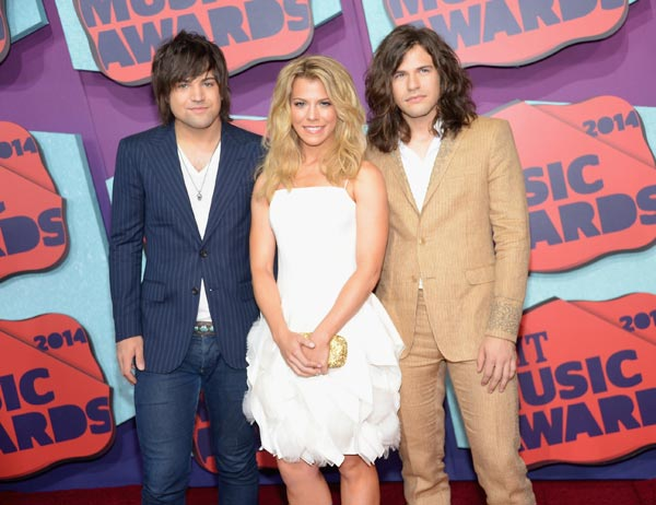 The Band Perry - Photo Credit: Michael Loccisano Getty Images