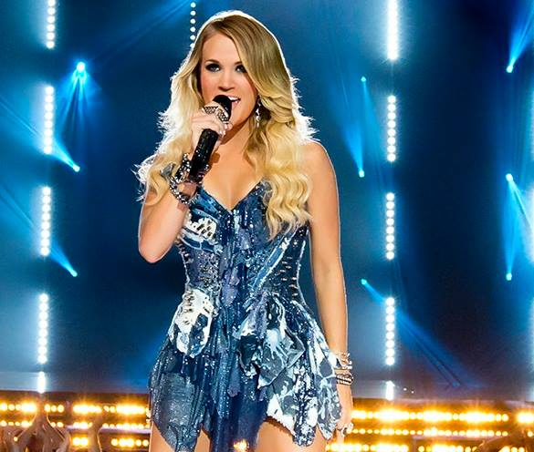 """Sunday Night Football Quotes: Carrie Underwood And 11 NFL Players Star In """"Waiting All"""