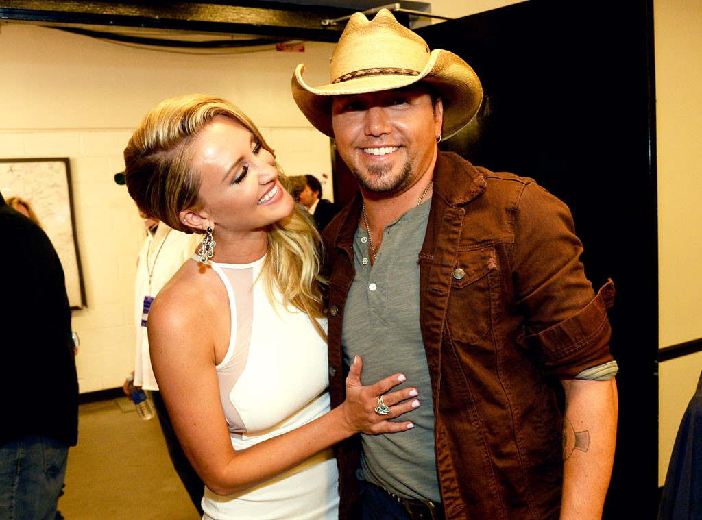 Jason Aldean Engaged To Brittany Kerr Country Music Rocks