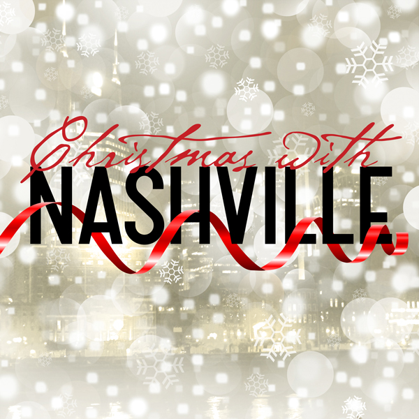 christmas with nashville album countrymusicrocksnet - A Country Christmas Cast