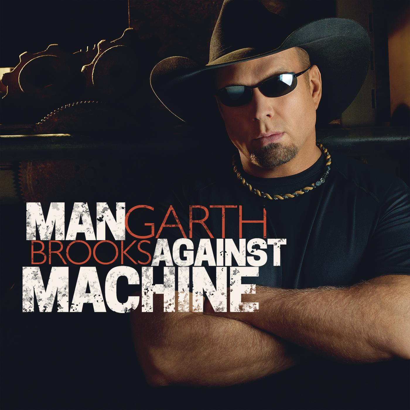 Garth brooks to release new album man against machine for Garth brooks trisha yearwood songs