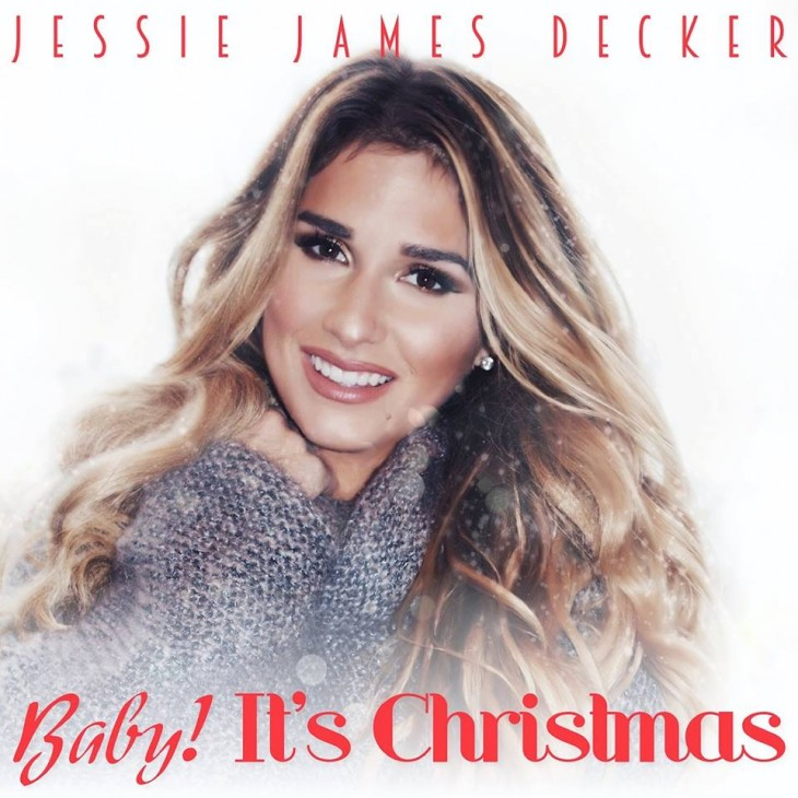 Jessie James Decker Releases Holiday Single \