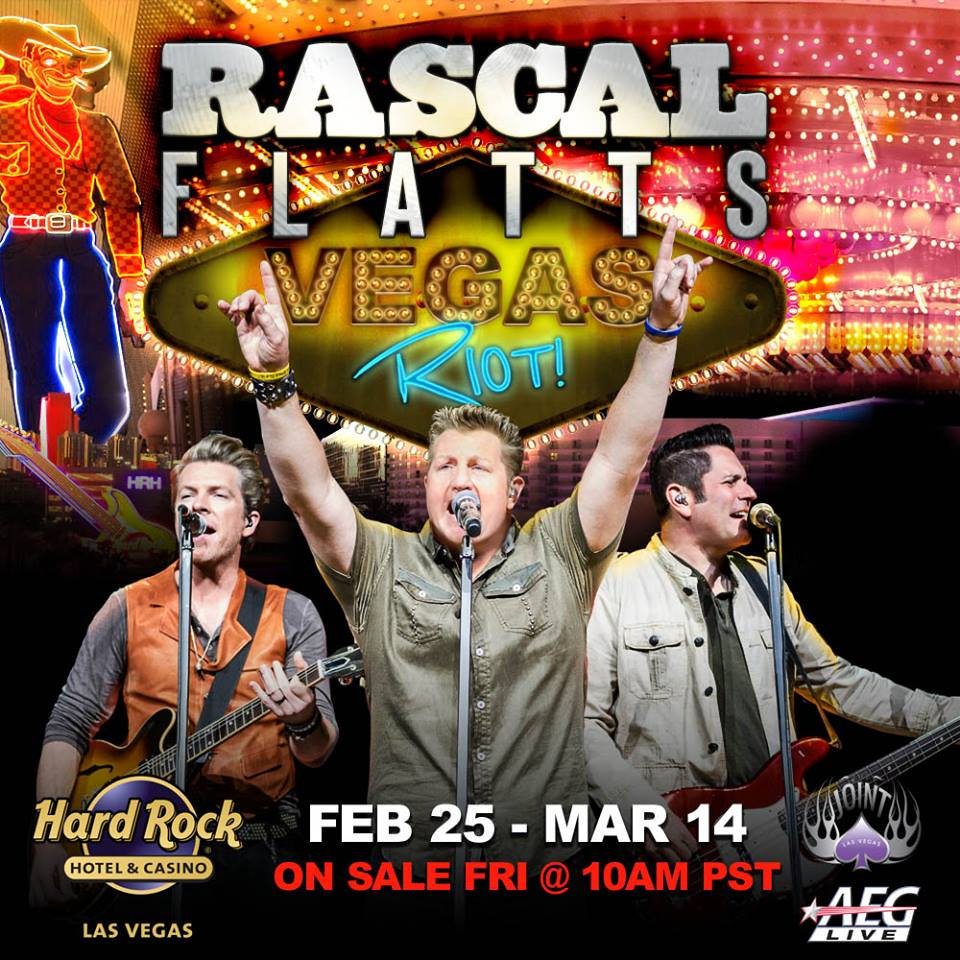 Rascal Flatts Riot The Joint - CountryMusicRocks.net