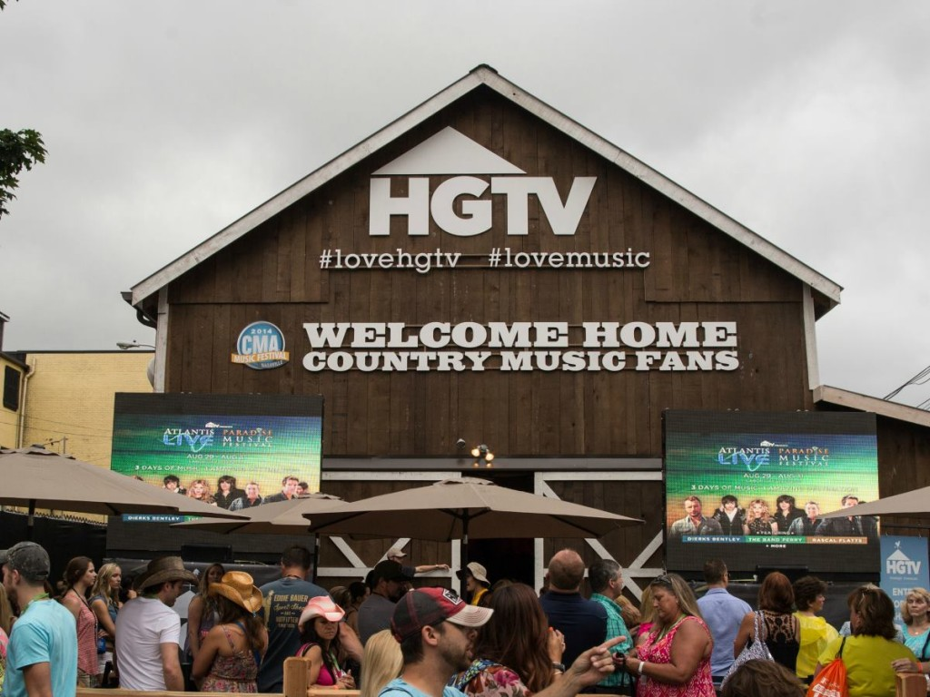 HGTV CMA Fest - CountryMusicRocks.net