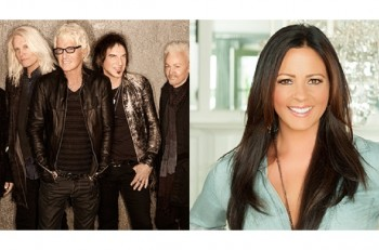 Sara Evans REO Speedwagon - CountryMusicRocks.net