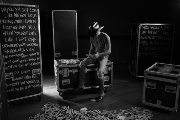 Tim McGraw Top of the World Lyric Video VSCO - CountryMusicRocks.net