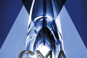 Logo for the 49th Annual CMA Awards