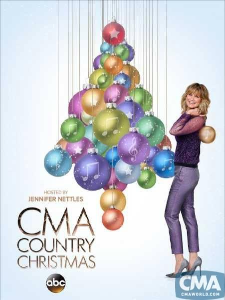 Jennifer Nettles CMA Country Christmas - CountryMusicRocks.net