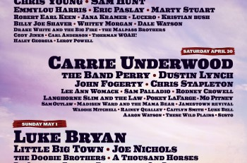 Stagecoach 2016 - CountryMusicRocks.net