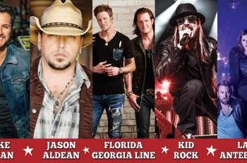 Country 500 Lineup - CountryMusicRocks.net