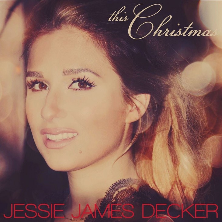 Jessie James Decker Releases Holiday Single, \
