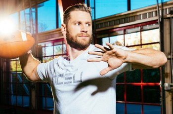 Chase Rice Football