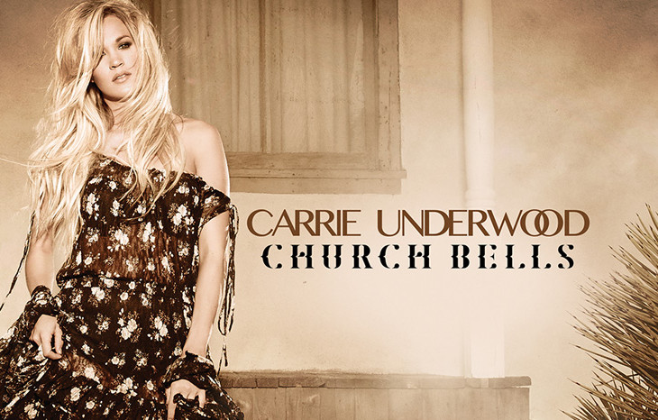 Carrie Underwood Church Bells - CountryMusicRocks.net