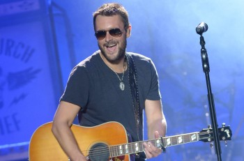 JACKSONVILLE, FL - JUNE 14:  Eric Church performs during the First Annual Florida Country Superfest - Day 1 at EverBank Field on June 14, 2014 in Jacksonville, Florida.  (Photo by Rick Diamond/Getty Images for 2014 Festival Productions Inc.)