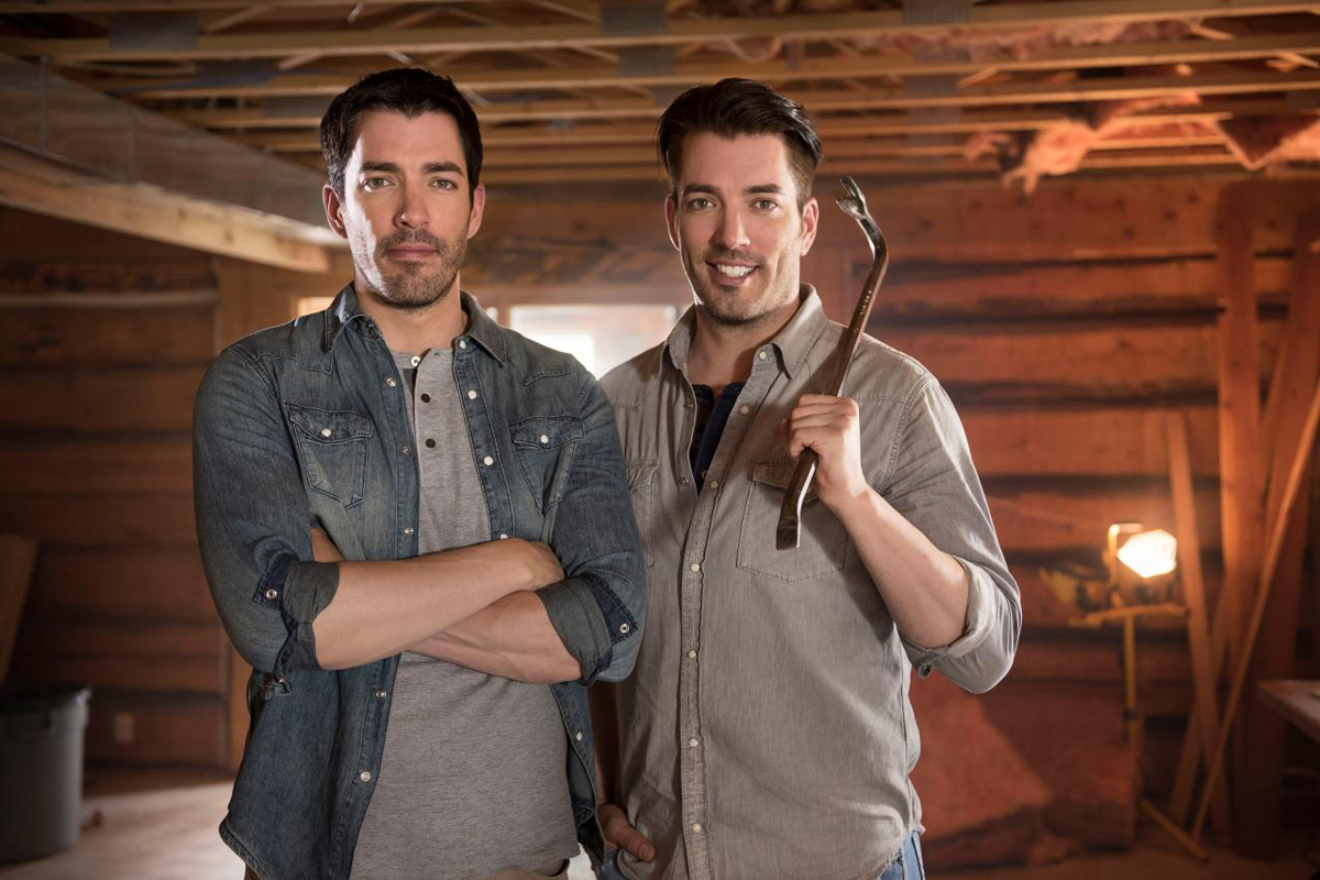 Property brothers jonathan and drew scott have gone Drew jonathan property brothers
