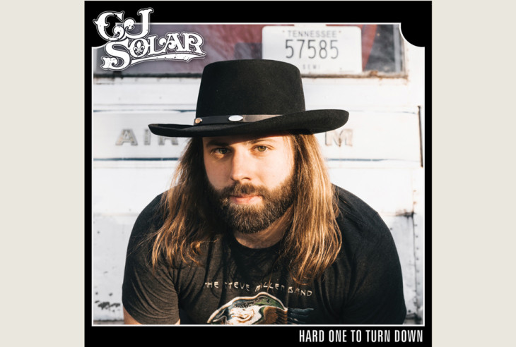 CJ-Solar-Hard-One-To-Turn-Down---CountryMusicRocks.net