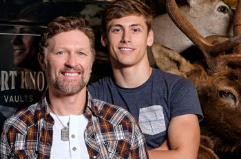Craig Morgan and Son Jerry Greer