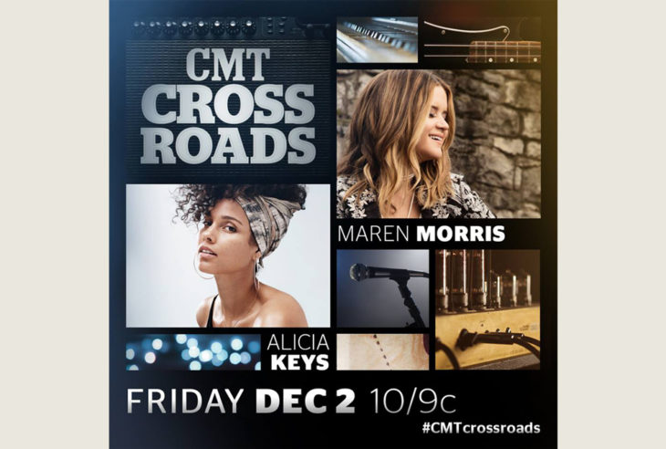 CMT Crossroads Maren Morris Alicia Keys